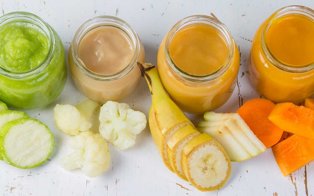 10 Top Tips For Starting Solids
